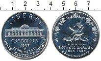 Изображение Монеты США 1 доллар 1997 Серебро Proof-