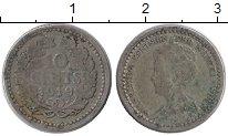 Изображение Монеты Нидерланды 10 центов 1919 Серебро VF