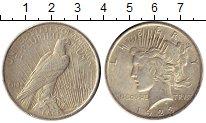 Изображение Монеты Северная Америка США 1 доллар 1923 Серебро XF
