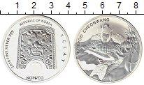 Изображение Монеты Южная Корея Медаль 2018 Серебро UNC