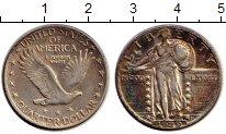 Изображение Монеты США 1/4 доллара 1929 Серебро XF