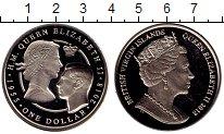 Изображение Монеты Виргинские острова 1 доллар 2018 Медно-никель UNC