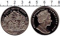 Изображение Монеты Антарктика 2 фунта 2018 Медно-никель UNC