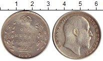 Изображение Монеты Индия 1 рупия 1903 Серебро XF-