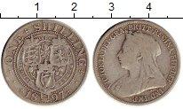Изображение Монеты Европа Великобритания 1 шиллинг 1897 Серебро VF