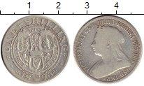 Изображение Монеты Великобритания 1 шиллинг 1896 Серебро VF
