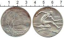 Изображение Монеты Европа Финляндия 50 марок 1983 Серебро XF