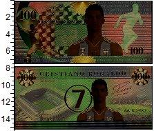 Изображение Банкноты Португалия 100 2018