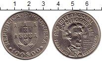 Изображение Монеты Европа Португалия 100 эскудо 1984 Медно-никель UNC-