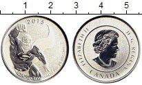 Изображение Монеты Северная Америка Канада 20 долларов 2015 Серебро UNC