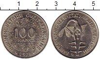 Изображение Монеты Западная Африка 100 франков 1978 Медно-никель UNC