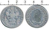 Изображение Монеты Европа Австрия 20 крейцеров 1775 Серебро XF