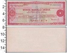 Изображение Банкноты Индия 50 рупий 1980  XF+