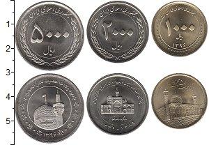 Изображение Наборы монет Иран Иран 1385-1404 0  UNC-