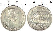 Изображение Монеты Израиль 1 шекель 1982 Серебро UNC- Ханука