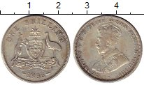 Изображение Монеты Австралия и Океания Австралия 1 шиллинг 1936 Серебро VF