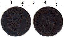 Изображение Монеты Ирландия 1/2 пенни 1682 Медь VF