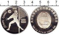 Изображение Монеты Азия Северная Корея 500 вон 1991 Серебро Proof-