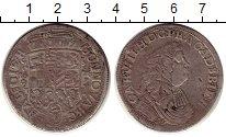 Изображение Монеты Германия Анхальт-Зербст 2/3 талера 1678 Серебро VF