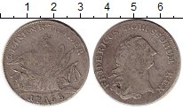 Изображение Монеты Германия Пруссия 1/2 талера 1765 Серебро VF