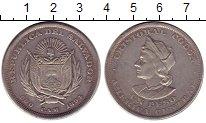 Изображение Монеты Северная Америка Сальвадор 1 песо 1894 Серебро XF