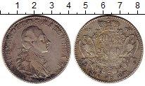 Изображение Монеты Германия Бранденбург-Ансбах 1 талер 1778 Серебро XF