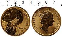 Изображение Монеты Австралия 5 долларов 2000 Латунь UNC Олимпийские игры, шт