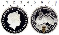 Изображение Монеты Австралия и Океания Австралия 1 доллар 2012 Серебро Proof