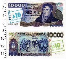 Изображение Банкноты Аргентина 10000 песо 0  UNC