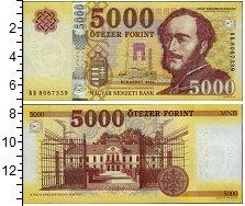 Изображение Банкноты Венгрия 5000 форинтов 2016  UNC