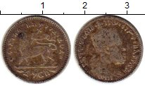 Изображение Монеты Африка Эфиопия 1 гирш 1896 Серебро VF