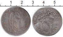 Изображение Монеты Ватикан 1 джулио 0 Серебро VF-