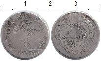Изображение Монеты Европа Ватикан 5 байоччи 1778 Серебро VF