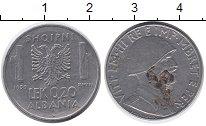 Изображение Монеты Европа Албания 0,2 лек 1939 Медно-никель XF-