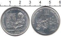 Изображение Монеты Европа Сан-Марино 500 лир 1983 Серебро UNC-