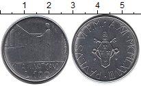 Изображение Монеты Ватикан 100 лир 1978 Медно-никель UNC
