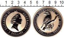 Изображение Монеты Австралия 2 доллара 1995 Серебро Proof-