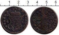 Изображение Монеты Льеж 4 лиарда 1752 Медь VF