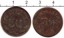 Изображение Монеты США токен 0 Медь VF