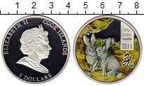 Изображение Монеты Острова Кука 5 долларов 2011 Серебро Proof