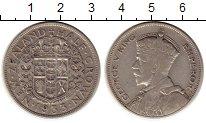 Изображение Монеты Австралия и Океания Новая Зеландия 1/2 кроны 1933 Серебро VF