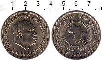 Изображение Монеты Сьерра-Леоне 1 леоне 1980 Медно-никель XF