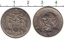 Изображение Монеты Европа Ватикан 20 сентесим 1930 Медно-никель XF