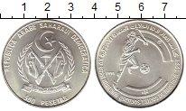 Изображение Монеты Африка Сахара 500 песет 1991 Серебро UNC
