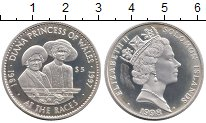 Изображение Монеты Австралия и Океания Соломоновы острова 5 долларов 1997 Серебро Proof-