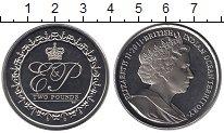 Изображение Монеты Великобритания Британско - Индийские океанские территории 2 фунта 2011 Медно-никель UNC