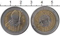 Изображение Монеты Антарктика Антарктика 10 долларов 2011 Биметалл UNC-