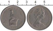 Изображение Монеты Родезия 20 центов 1964 Медно-никель VF