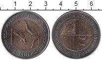Изображение Монеты Андорра 2 динерса 1985 Биметалл UNC-