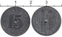 Изображение Монеты Германия : Нотгельды 15 пфеннигов 1918 Цинк VF Мюнхен
